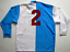 Blackburn Rovers 18752000 #2 long sleeve special shirt 125 years Kappa jersey