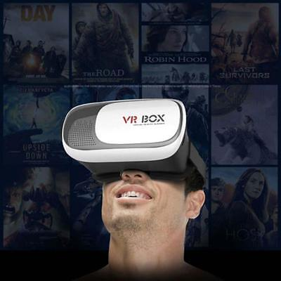 VR Virtual Reality Googles 3D TV Movie Glasses designed for Samsung iPhone GL