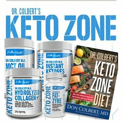dr. colbert keto zone diet