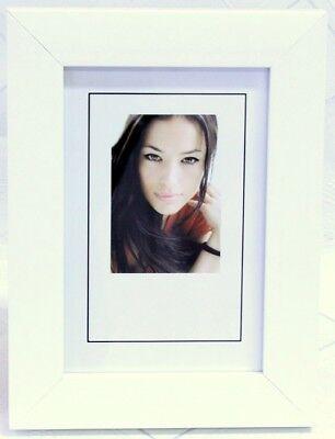 Golden Gold A2 Picture Frame Photo Certificate Graduate A3** White Mat Board