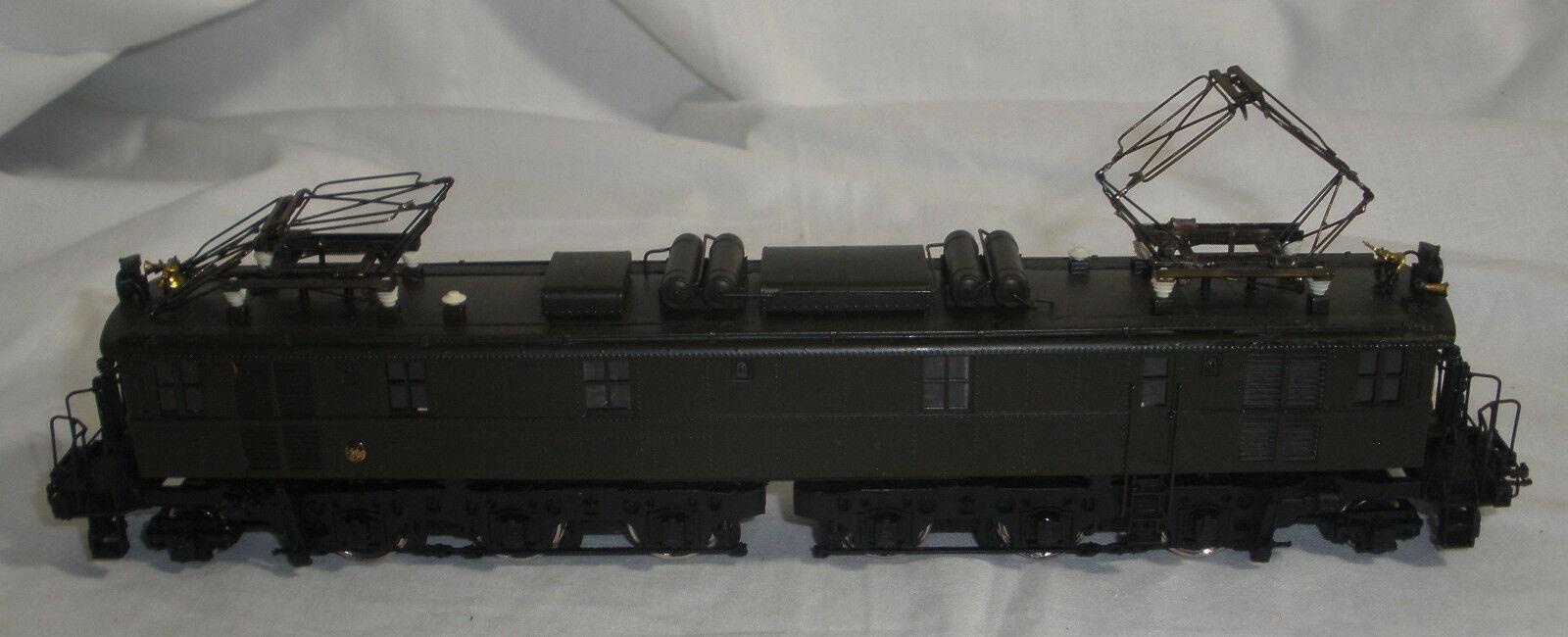 GN 1-C+C-1 Class Y-1 Electric Loco w box