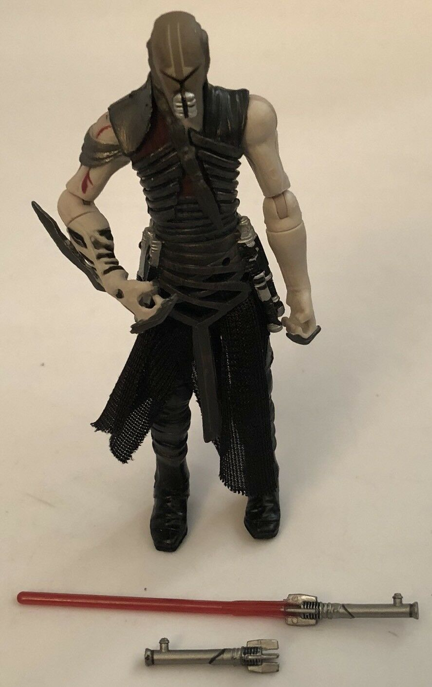 Star Wars Force Unleashed  GALEN MAREK (SITH LORD) 3.75  Loose Action Figure