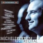 Various Composers Michele Pertusi Live Recital CD 2005