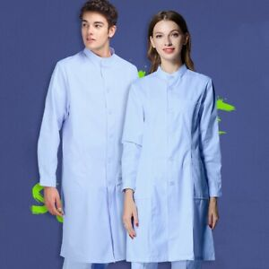 Unisex-Surgical-Gown-Medical-Clean-Laboratory-Doctor-Surgeon-Isolation-Cover-1PC