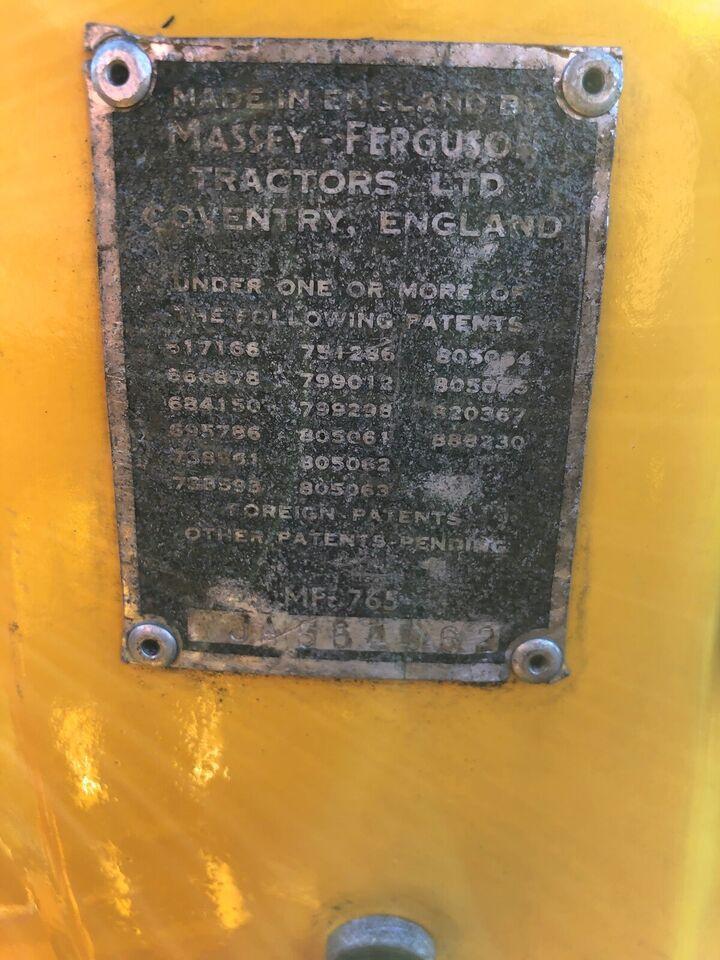 Ferguson 765 Industri
