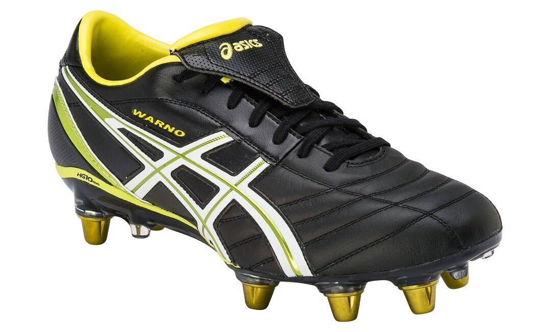 [bargain] Asics Lethal Warno ST2 Rugby Football Boots (9030)   WAS  200.00