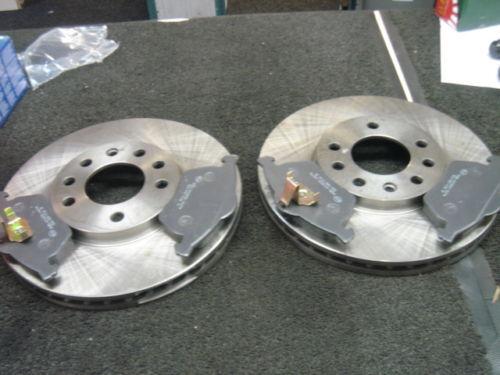 AUDI A4 1.9 TDI Avant Mintex Disques de frein avant /& pads