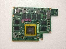 For ASUS G73SW VIDEO CARD GTX 460M 1.5GB N11E-GS-A1 60-N3IVG1000-A01 Tested ok