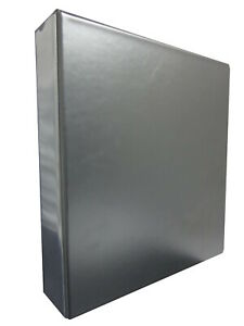 BLACK-COLLECTORS-4-RING-ALBUM-BINDER-WITH-SPINE-POCKET-FITS-A4-SLEEVES