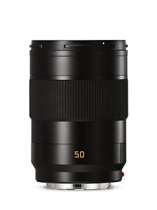 LEICA APO-SUMMICRON-SL 1:2/50mm ASPH. schwarz eloxiert 11185
