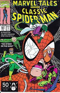 MARVEL-TALES-SPIDER-MAN-N-251-Albo-in-Americano