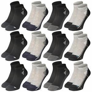 12-24-36-oder-48-Paar-Herren-Sport-Sneakers-Socken-Qualitaet-von-Lavazio