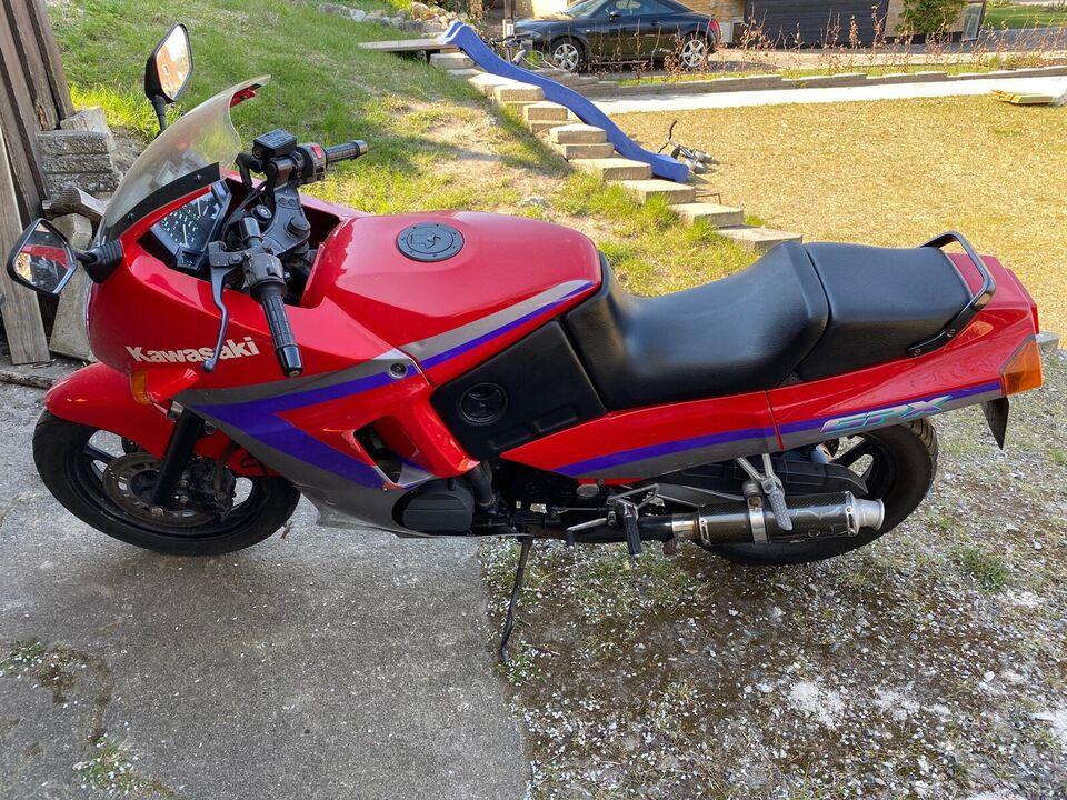 Kawasaki, GPX 600R, 600 ccm