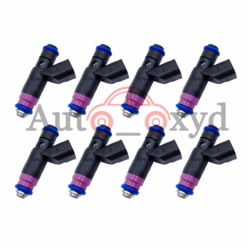 For 2004-2009 Dodge RAM 1500//2500//3500 Durango  Fuel Injectors×8 OEM