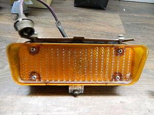 1971-1972 Chevrolet PICKUP Blinkleuchte/Signal/Park Lamp,RECHTS,original GM,gut