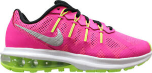 f2120fe0d2 NIKE AIR MAX DYNASTY (GS) YOUTH(Y) HYPER PINK RUNNING SHOES, #820270 ...