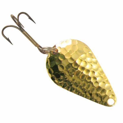 Steelhead /& Salmon River /& Stream Fishing Spoon Acme Stee-Lee Spoon 1//2 oz