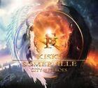 City Of Heroes [Digipak] by Amanda Somerville/Michael Kiske/Kiske/Somerville (CD, Apr-2015, 2 Discs, Frontiers Records (UK))