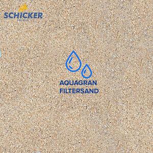 25 kg aquagran filtersand filterkies quarzsand filterglas filterquarzsand ebay. Black Bedroom Furniture Sets. Home Design Ideas