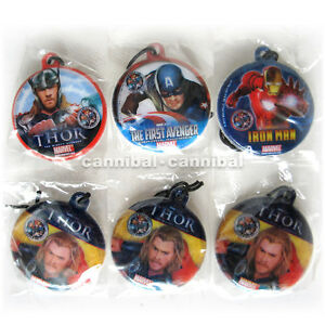 ~ marvel AVENGERS - Zaini Chocolate Surprise egg - 6 ...
