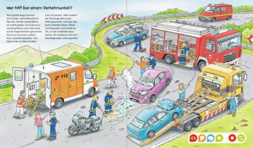 Die Welt der Fahrzeuge 00622 Weshalb Ravensburger tiptoi Buch Wieso Warum