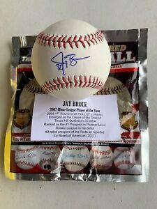 Jay-Bruce-Seattle-Mariners-Signed-Autographed-Rawlings-Baseball-Tristar-COA