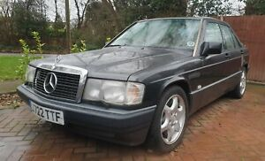 Mercedes 190e 2.6 with Full Leather Interior