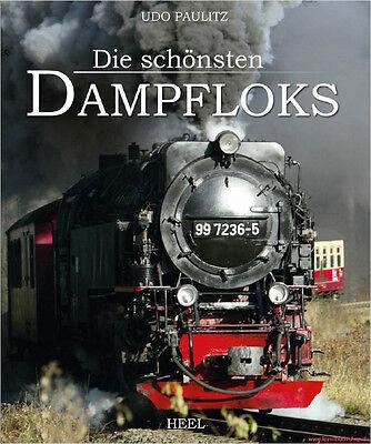 Libro Specializzato Le Più Belle Locomotive A Vapore, Stcllarator E Dati Tecnici, Nuovo-mostra Il Titolo Originale