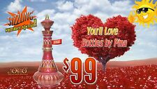 I DREAM OF JEANNIE/GENIE MULBERRY BOTTLE SPECIAL ONLY $99 & GET A FREE PENDANT!!