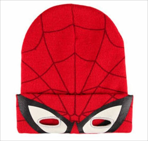 Boys Girls Kids Official Superhero /& Star Wars Hat Or Hat Gloves Scarf Sets