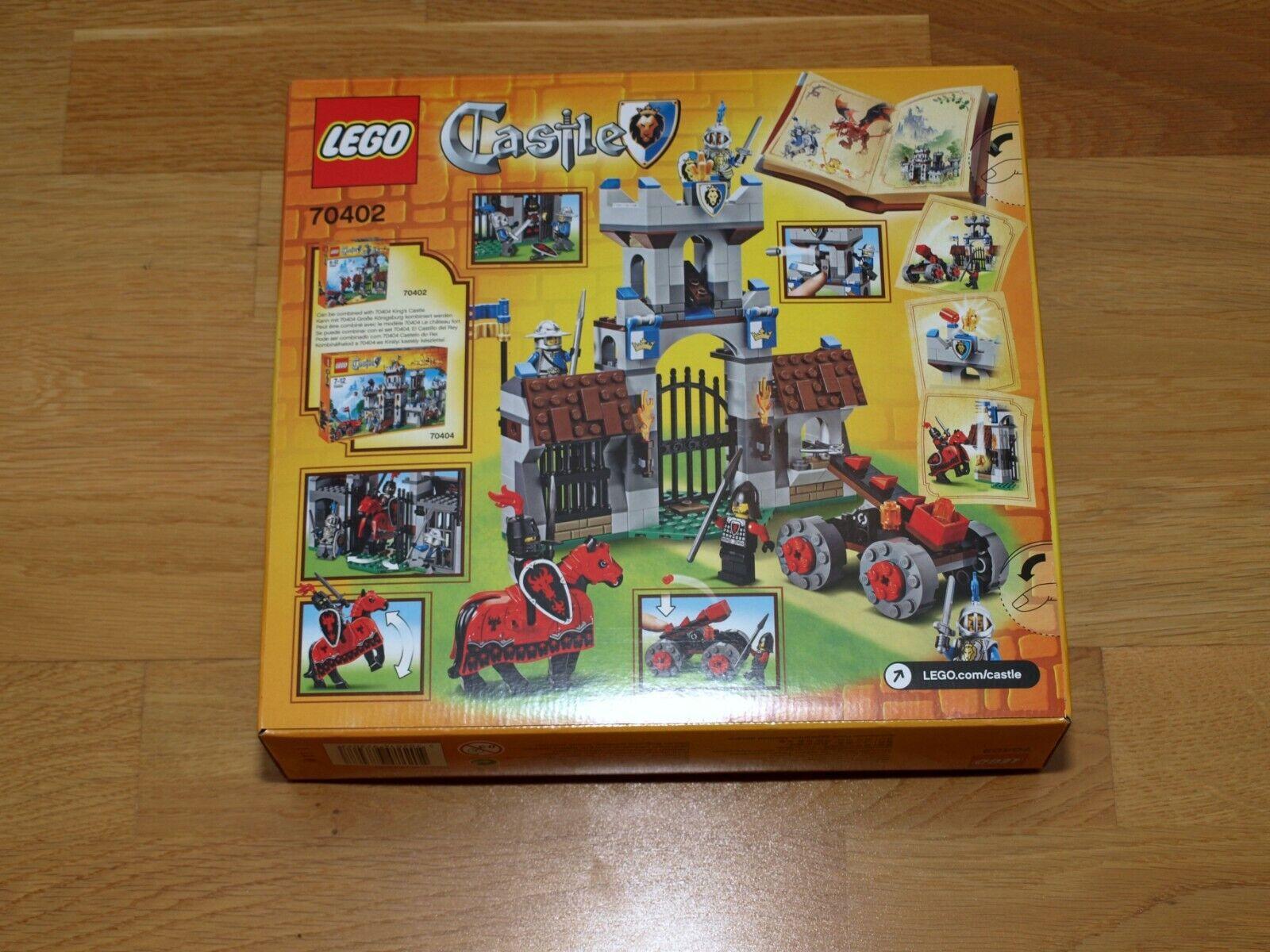 Lego Castle – The The The Gatehouse Raid Set 70402 - BNISB 32ceb9