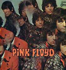 "PINK FLOYD ""PIPER AT THE GATES OF DAWN"" ORIG JAPAN 1967 RED VINYL"