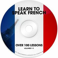LEARN TO SPEAK BASIC FRENCH Language Phrases Words PDF ebooks on CD