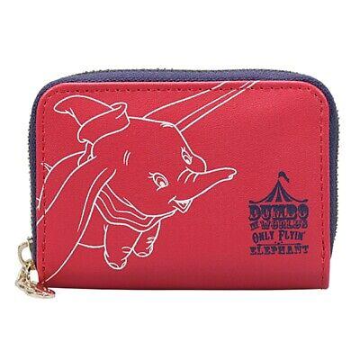 Geldbörsen & Etuis Genuine Disney Dumbo Admit One Small Zipped Coin Purse Wallet Flying Elephant Diversifiziert In Der Verpackung