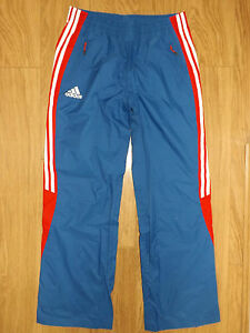 Adidas rain pant waterproof trousers all sizes BNWT free ...