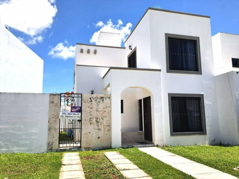 Casa Renta Cancun Gran Santa Fe II