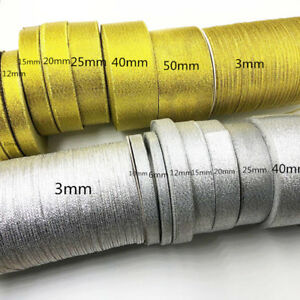 25-Yards-Metallic-Glitter-Ribbon-Your-Best-Choice-of-2-Colors-Free-Shipping