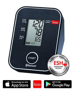 Neu Boso Medicus System Oberarm Blutdruck Messgerät Neu Ovp V