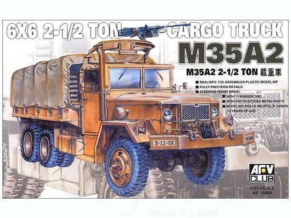 Neu Afv Club 35004-1//35 M35A2 2-1//2T Cargo Truck