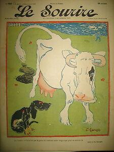 LE-SOURIRE-N-150-HUMOUR-DESSINS-GEORGES-DESTEZ-LOURDEY-FLORES-HUARD-1902