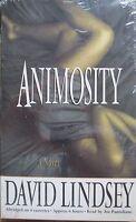 Animosity By David Lindsey (audiobook On 4 Cassettes) A Novel