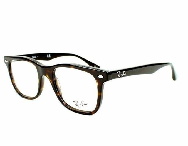 Ray-Ban Rx5248 2012 Prescription Eyeglasses Frames Havana 51 Mm | eBay