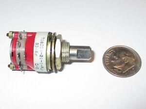 10P Rotary Switch 50MDP36-01-1-AJN GRAYHILL