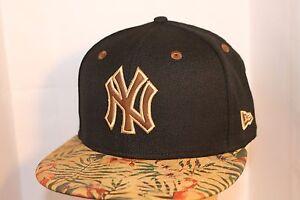 new concept 3369b bc58d Image is loading New-York-Yankees-New-Era-MLB-Smoove-Trop-