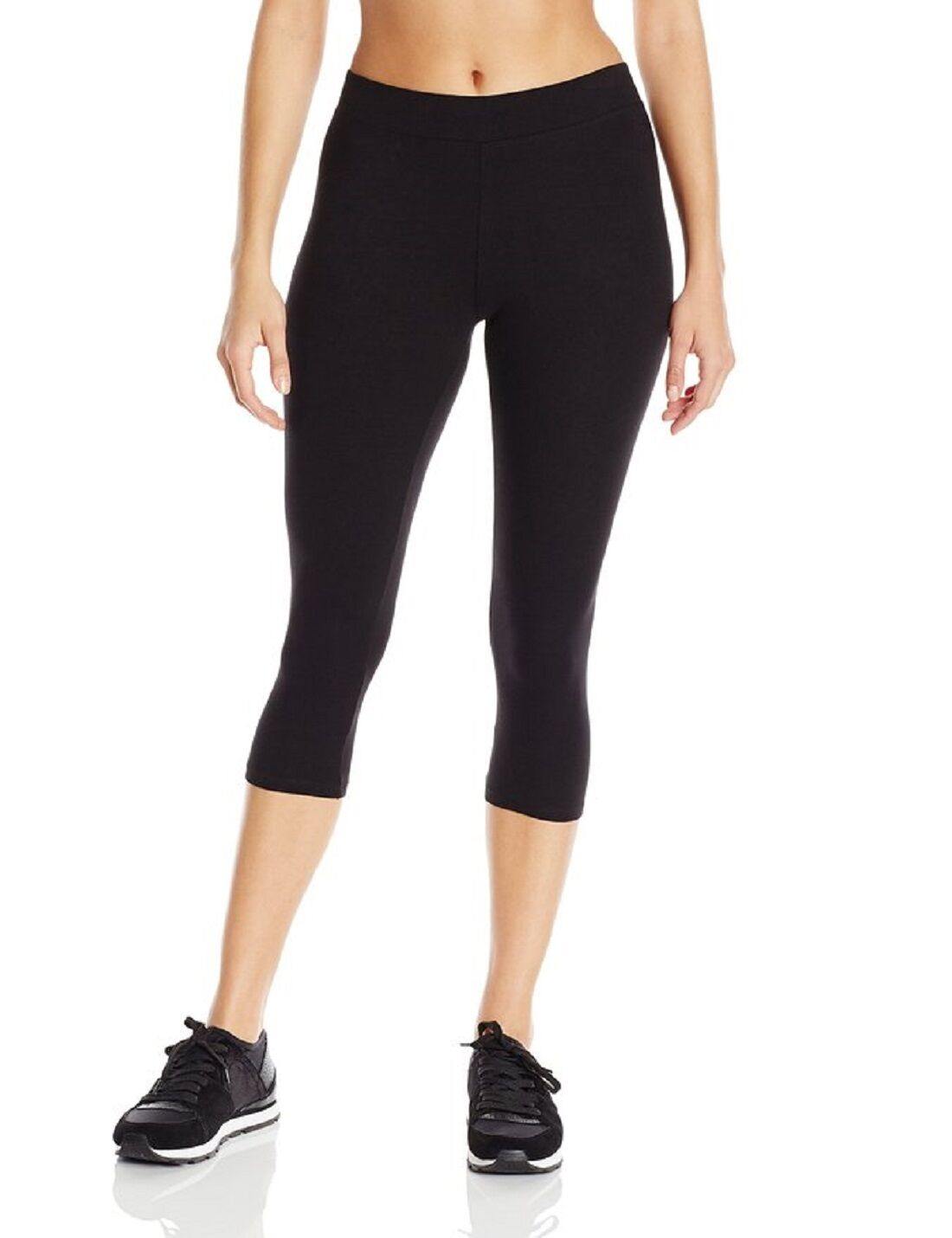 ESN-WLC PACT Women/'s Everyday Cropped Leggings