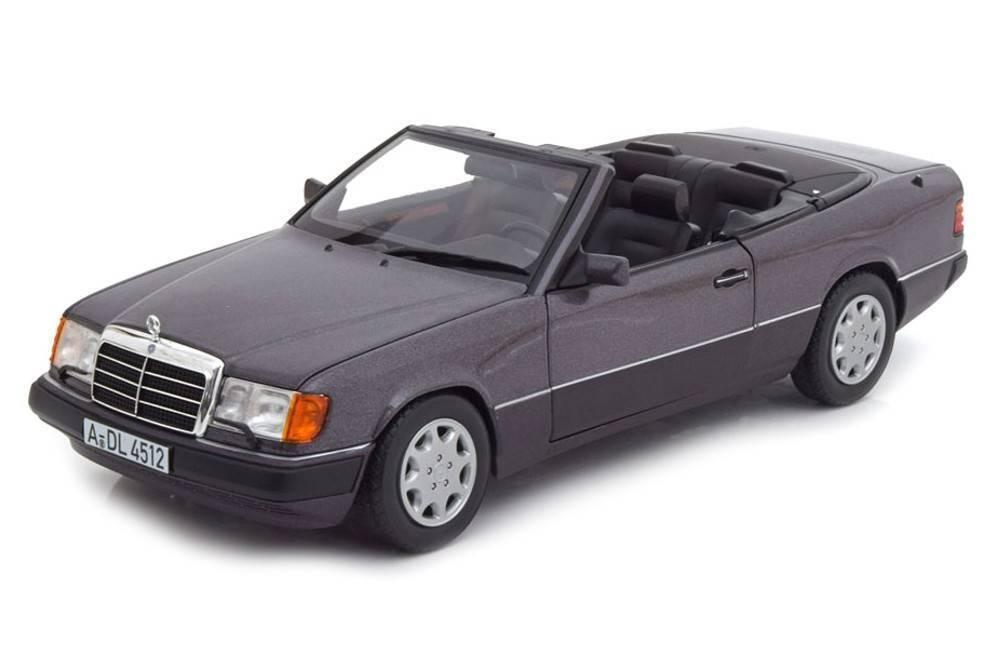 Mercedes-Benz 300 CE-24 Cabriolet 1990 - 1 18 - Norev