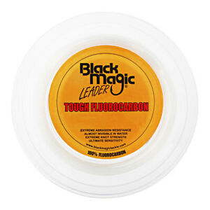 Black-Magic-Tough-Fluorocarbon-Leader-80lb-30m