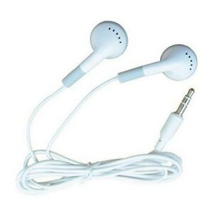 Ecouteurs-stereo-jack-3-5-Blanc-compatible-Iphone-Ipod-Smartphone-MP3