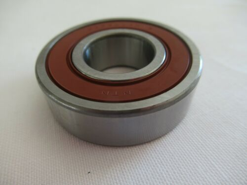 * NTN 6203LLU  Deep Groove Single Row Radial Ball Bearing Double Sealed * C3 2