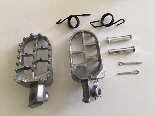 Foot Pegs For Honda CRF 50 70 80 100 150F XR50 TW200 Dirt Bike